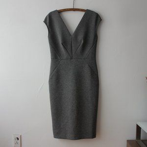 French Connection Gray Dress